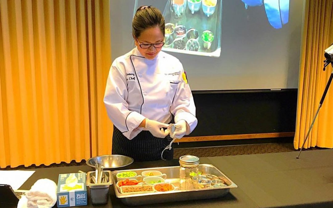 CPTC Support Helps Alum Achieve Culinary Dream